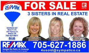 3 sisters sign april 1
