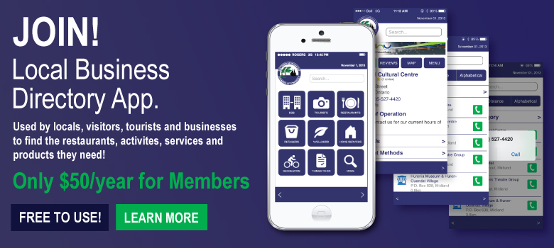 Join Local Business Directory App