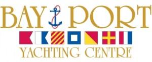 Bay Port Logo - Gold