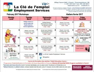 La Cle calendar