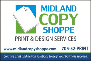 Midland Copy Shoppe LOGO