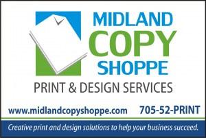 Midland Copy Shoppe LOGO