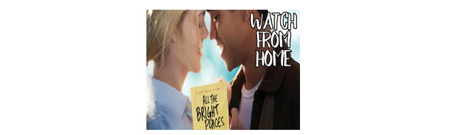 All The Bright Places Twitter Watch Party