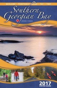 Southern Georgian Bay Visitor Guide Book 2017