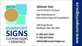 Sunsport bus card