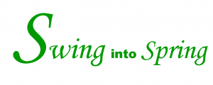 Swing into Spring logo
