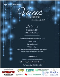 Voices for Hospice @ Midland Cultural Centre