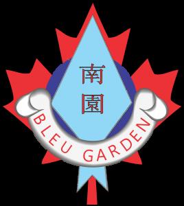 bleu garden logo