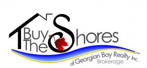 buy the shores logo