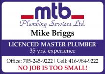 mtb plumbing
