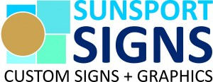 sunsport signs logo