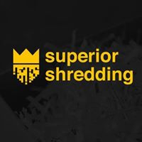 superior shredding logo